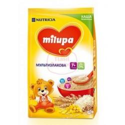 Безмолочная каша Milupa мультизлаковая (c 7 мес.) 170 гр