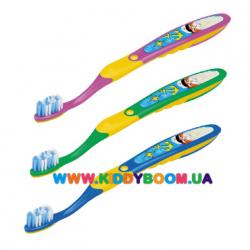 Зубная щетка детская мягкая Kids, от 3 до 6 лет Trisa 4510