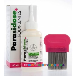 Паразидоз противопедикулезное средство 110 мл G172566