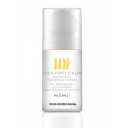 Шариковый дезодорант для чувствительной кожи Babe Laboratorios 50 мл.