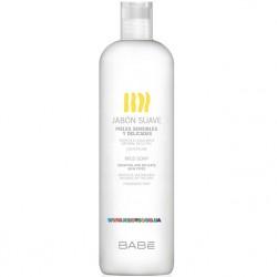 Мягкое мыло для чувствительной кожи Babe Laboratorios 500 мл.