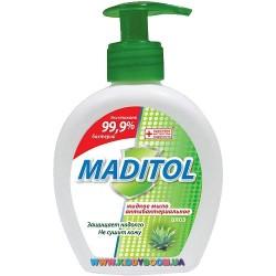 Жидкое мыло алое-вера Maditol 245 мл