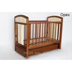 Детская кровать «Birichino Vera» export Ласка-М КР-01.VER-1