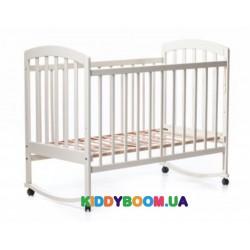 Кроватка детская Ласка-М KB-00.LA-O3 Лама ваниль