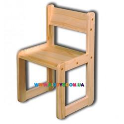 Стульчик игровой деревянный 26 см Ласка-М KM-02.SDI26