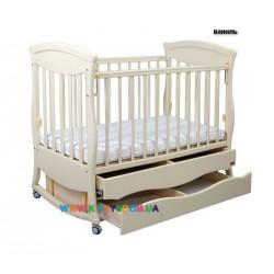 Детская кровать Ласка-М  Gracia + с 2 ящиками