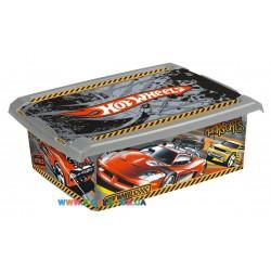 Ящик для игрушек Hot Wheels Prima baby 2705