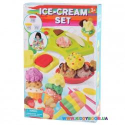 Набор для лепки Кафе мороженое PlayGo 8592