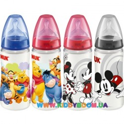 Бутылочка 300 мл Disney First Choice Nuk 10741378