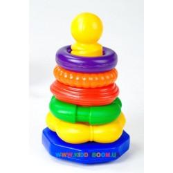 Пирамида Toys Plast ИП.15.000