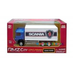 Модель грузовика 1:64 SCANIA 20 FOOT CONTAINER Uni- fortune 164002
