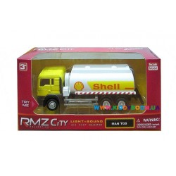 Модель грузовика 1:64 MAN OIL TANKER (SHELL) Uni- fortune 164027