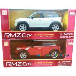 Модель машины 1:32 MINI COOPER COUNTRYMAN S Unifortune 564001