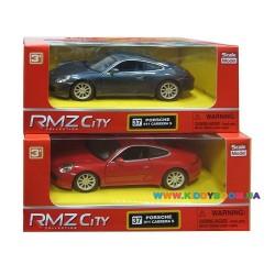 Модель машины 1:32 PORSCHE CARRERA S 2012 Uni- fortune 564010