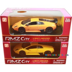 Модель машины 1:32 LAMBORGHINI GALLARDO LP570 Uni- fortune 564998