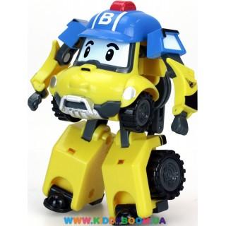 Баки - трансформер 10 см Robocar Poli Silverlit 83308