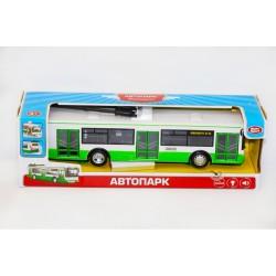 Троллейбус PS Маршрут Автопарк 9690-A