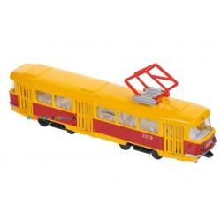 Модель Технопарк Городской трамвай CT12-463-2