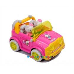 Игрушечная машинка Hello Kitty SYC822D