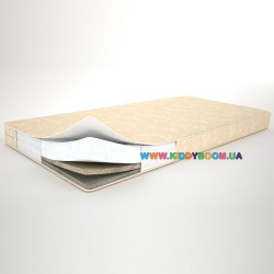 Матрас Lux baby лен-кокос-холлофайбер 12 см