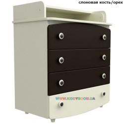Комод - пеленатор Верес цвета в ассортименте 22.XX