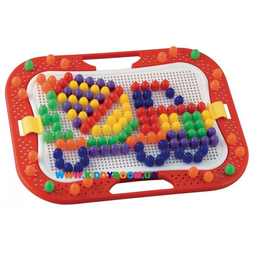 Красочная развивающая мозаика 'бабочка' для всех юных пользователей интернета!