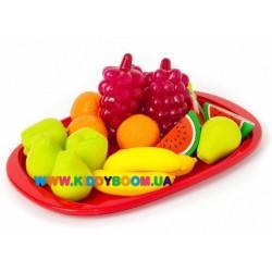 Набор Фруктовый десерт на подносе Orion toys 379