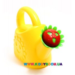 Лейка Солнышко Toys Plast ИП.19.002