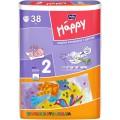 Подгузники Bella Happy Baby Mini 2 (3-6 кг) 38 шт