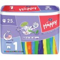 Подгузники Bella Happy Baby Newborn 1 (2-5 кг) 25 шт