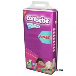 Подгузники CANBEBE Comfort Dry 4+ Maxi Plus (9-20 кг) 44 шт