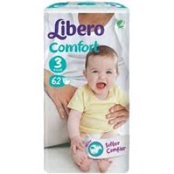 Подгузники Libero Baby Soft 3 (4-9 кг) 68 шт.