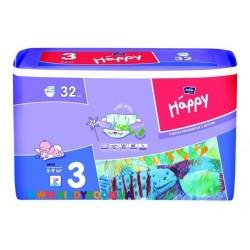 Подгузники Bella Happy Baby Midi 3 (5-9 кг) 32 шт.