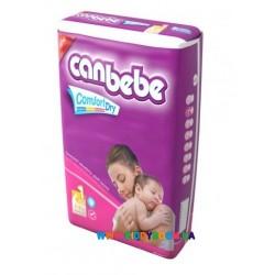 Подгузники CANBEBE Comfort Dry 1 Newborn (2-5 кг) 48 шт.
