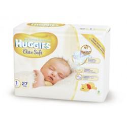 Подгузники Huggies Newborn 1 (2-5 кг) 28 шт.