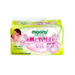 Вкладыши (прокладки) для бюстгальтера Moony Nipple Pad  68 шт.