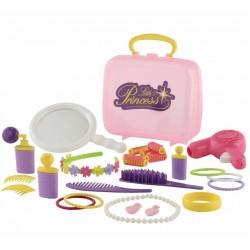Набор аксессуаров для девочки, в чемоданчике Маленькая принцесса Полесье (№2) 47311