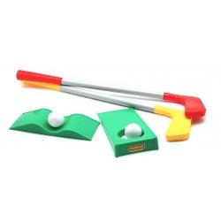 Игровой набор Гольф (6 элементов) Полесье 52704
