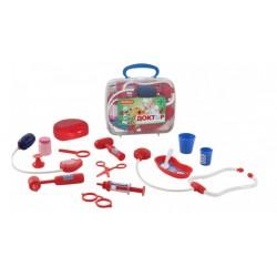 Игровой набор Врач №3 (в чемоданчике) Полесье 56559