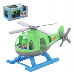 Игрушечный вертолет Шмель Полесье 67654 (2 цвета)
