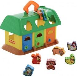 Домик для животных (в сетке) Полесье 9166