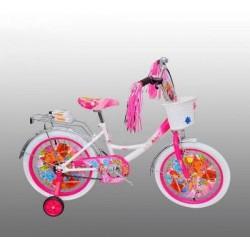 Детский велосипед двухколесный 14 дюймов WinX P1452W-W