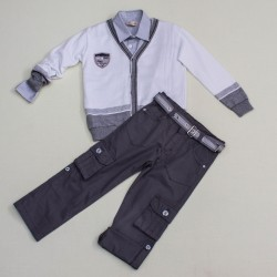 Комплект для мальчика р-р 104-122 Bombili 3385