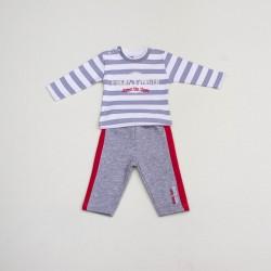 Комплект джемпер, брюки Abentiny 6819
