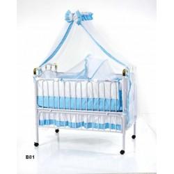 Детская кровать Geoby TLY612R
