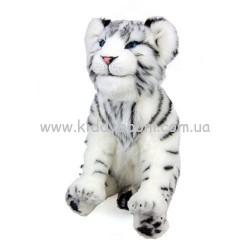 Робот белый тигренок