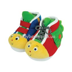 Развивающие ботинки Ks Kids на маленькие ножки (10461)
