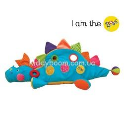 Бассейн c шариками  Ks Kids Голубой Дракоша (10445)