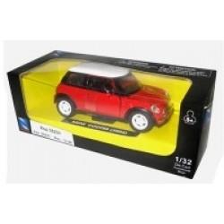 Модель на упр.1:32 R/C Mini Cooper