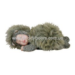 Детки ёжики  23 см спящие Anne Geddes 579121